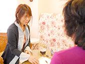 聖女由紀子,霊視カウンセリング