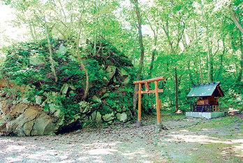 大沼駒ヶ岳神社
